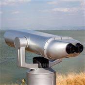 风景旅游景区扫码投币望远镜25/40X100高倍