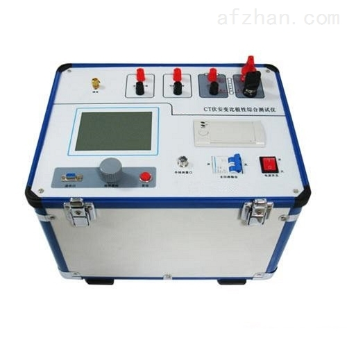 高稳定全自动互感器综合测试仪