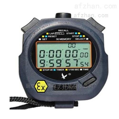 安全监管专业装备防爆计时器