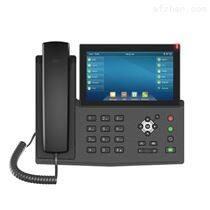 SV-X7可视触摸←屏SIP话机