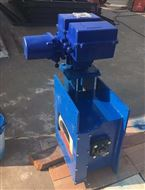 PKD700水平安装破碎阀垂直安装粉体卸料阀