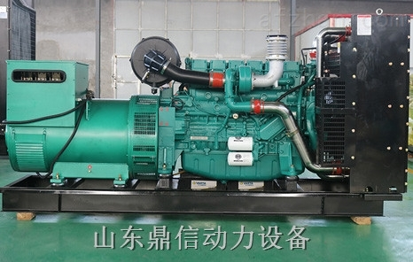 柴油发电机组:家用商场工地应急电源