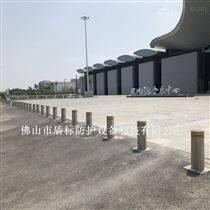 遠程控制全自動伸縮止車樁不銹鋼液壓升降柱