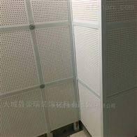 004保温用硅酸钙穿孔板仍具有极好的耐火性能