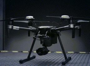 大疆发布经纬M200 或将引发行业无人机价格跳水