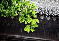 梅雨季来袭 如何提高安防设备自身防护力