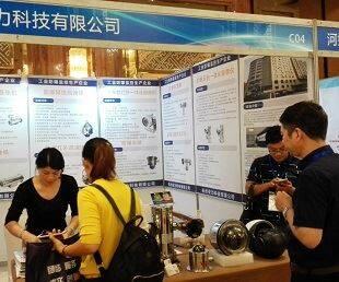 品牌领先 安力科技9.19宁波大会展风采