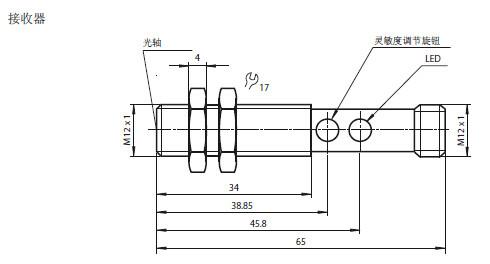 接近开关nbb1.5-8gm50-a2-v1