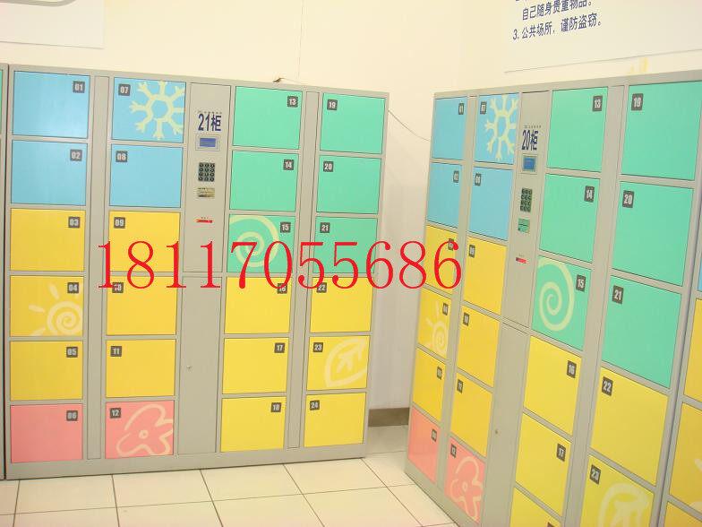 12门电子储物柜批发