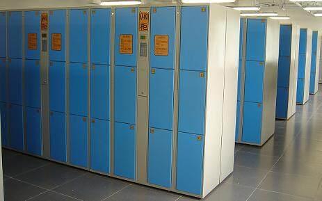 上海电子存包柜出售