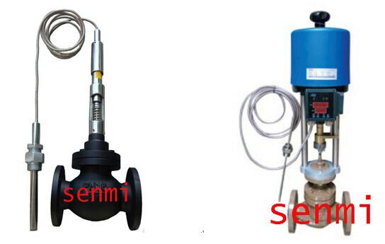 式温度调节阀适用于以各种气体,蒸汽,热水,油等为介质的各种热交换器