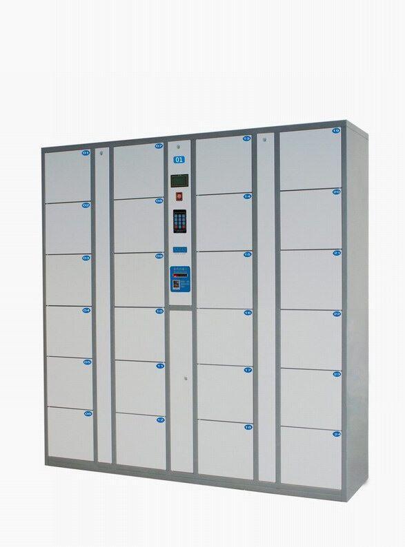 龙口12门电子储物柜