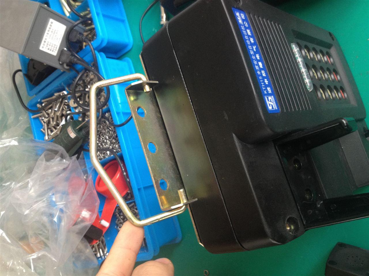 kth-15抗噪音防爆电话机