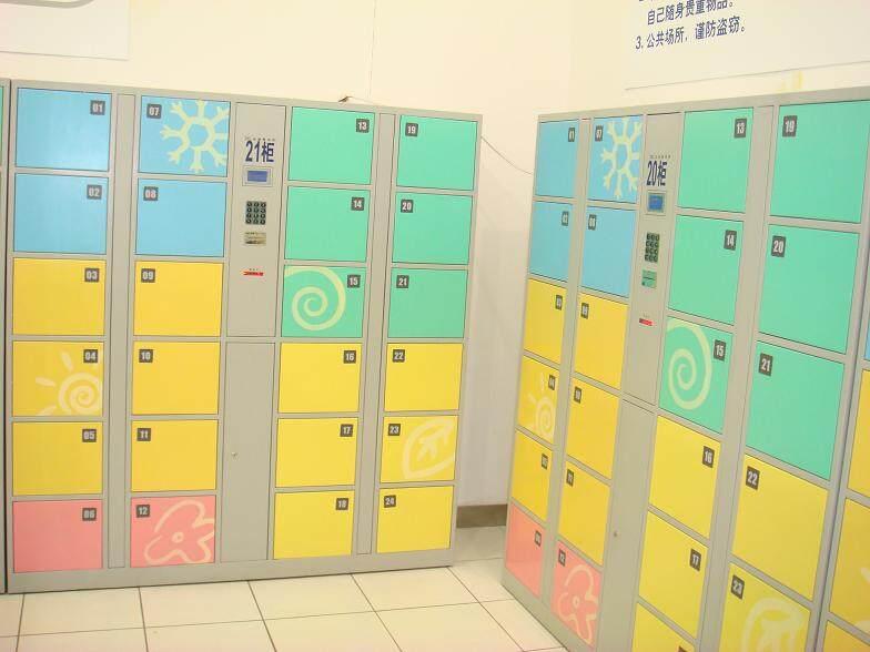 驻马店36门电子储物柜