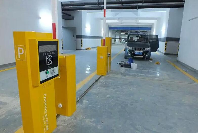 新款蓝牙停车场收费系统