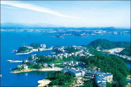 千岛湖智慧旅游(图片来源:百度图库)