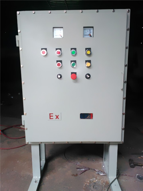 两地控制电机起保停的电路图