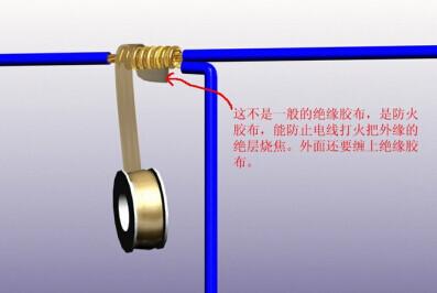 教你导线怎么连接_导线,电线,电缆_技术交流_中国安防