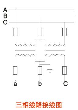 10kv电压互感器实物接线