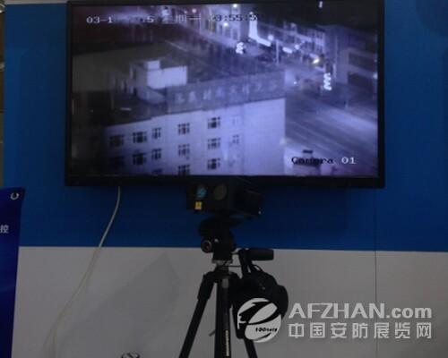 高普乐携系列新品v新品夜视亮相深圳安博_高秀视频95图片
