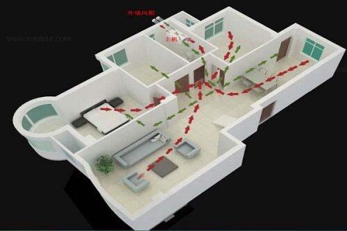 冰箱排水孔结构图