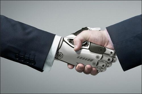 智能机器人从这九方面潜移默化地改变着这个世