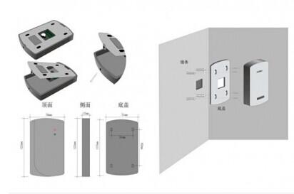 应在接线盒内焊接或用端子连接