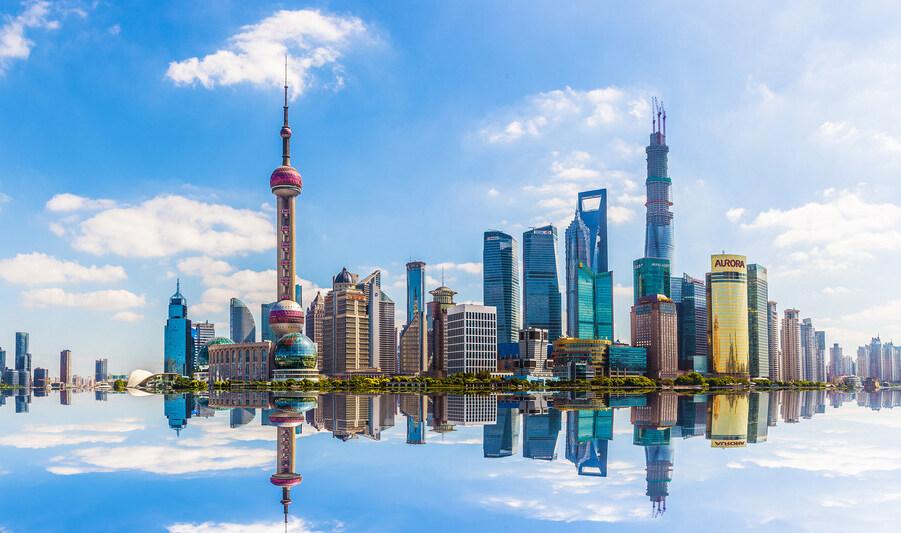 上海智慧城市建设挑战与蓝图