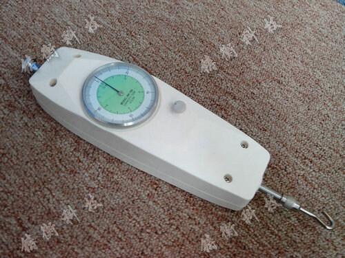 指针式拉力测力计图片