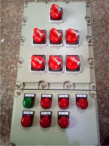 32系列抛丸机接线图