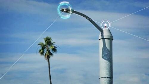 路灯公共设施创意设计