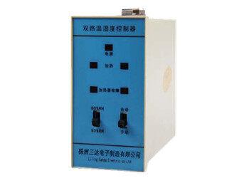 温湿度控制器实物图及接线图