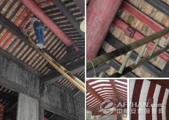 泛海三江以创新与专注捍卫文物古建