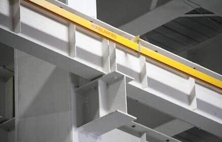 各类大型钢结构建筑(特别是超高层钢结构建筑)及混凝土表面的防火保护