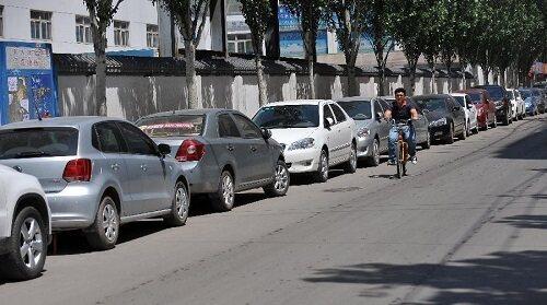 太原将建设智慧停车系统 解决停车难问题