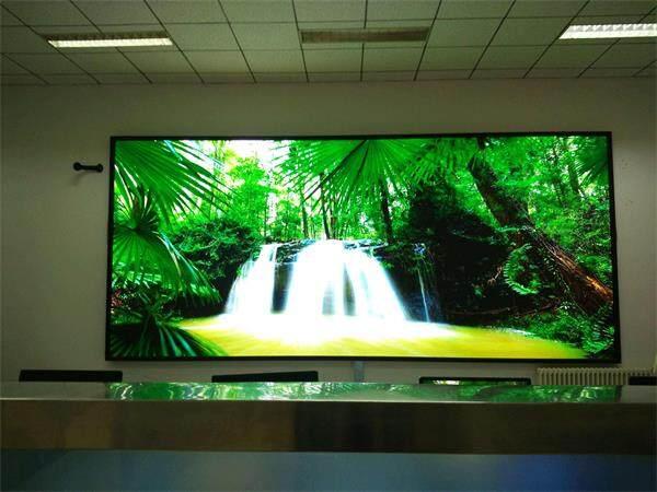 政务大厅LED大屏装P3还是P2.5好 价格各多少钱一平米