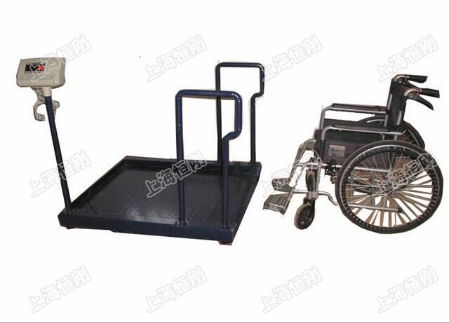 带座位医院轮椅秤