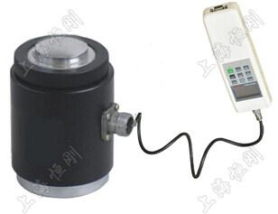 柱式标准拉力测力计图片 柱式标准拉力测力计规格型号 产品型号 (Model)测量范围 (KN)分度值 (N)外形尺寸 (mm)压头直径 (mm) SGZF-2K0.2-2159X8820 SGZF-3K0.3-31 SGZF-5K0.5-51 SGZF-10K1-101074X10028 SGZF-20K2-2010 SGZF-30K3-3010 SGZF-50K5-5010 SGZF-100K10-10010086X13032 SGZF-200K20-20010086X14040 SGZF-300K30-300100 SGZF-500K50-500100100X15080 SGZF-1000K100-10001000107X17080 SGZF-2000K200-20001000158X220120