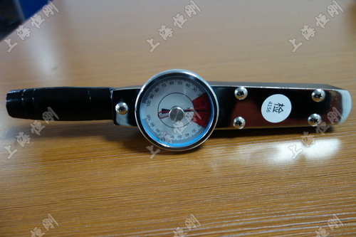 手动扭矩扳手校验仪可检测表盘式扭矩扳手图片