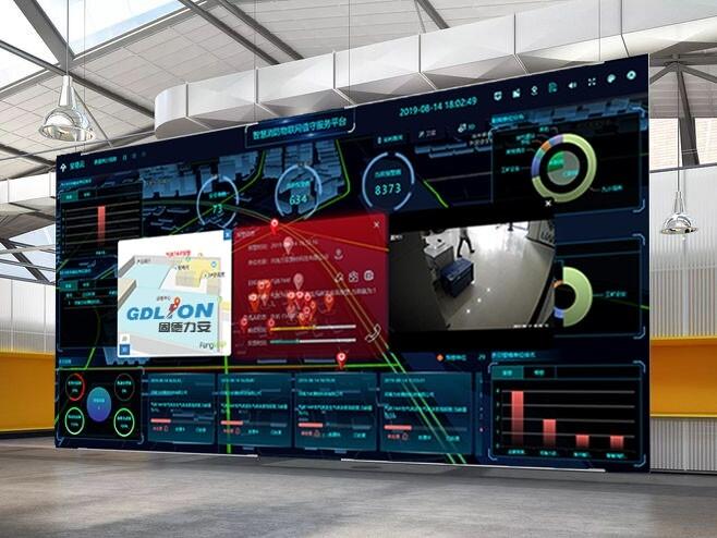 智慧消防安全监测预警系统